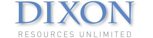 Dixon Resources Unlimited
